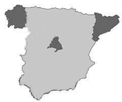 Mapa España Voluntariado