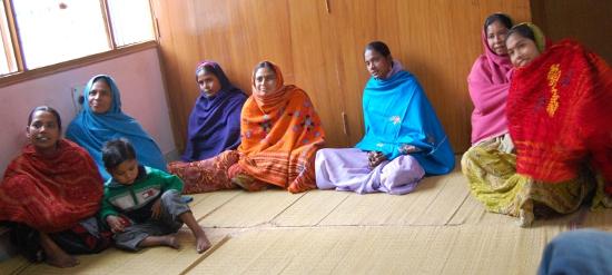 Educando en salud desde dentro de los 'slums'