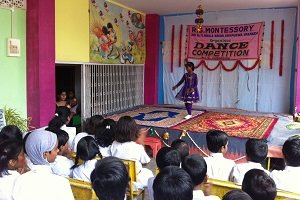 Dance competition Montessory