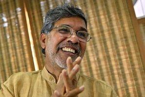 Activista indio, Kailash Satyarthi
