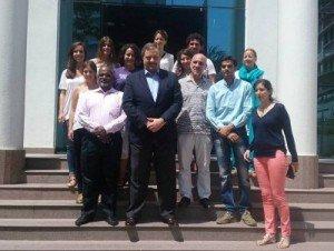 Semilla participa en el primer encuentro de ONGs españolas en la Embajada de Delhi
