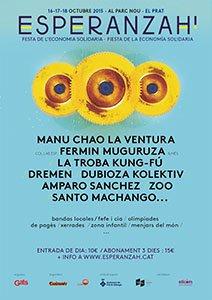 Semilla para el Cambio vuelve a participar en el Esperanzah! World Music Festival Barcelona