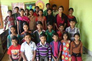 Los alumnos y alumnas de Semilla participan en el hermanamiento de escuelas Jovi-Semilla Twinning