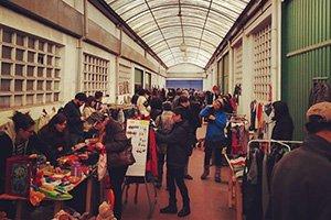 El grupo de voluntarios de Euskadi inicia su actividad con la participación en el «Open Your Ganbara» de Bilbao