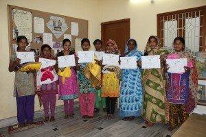 La segunda promoción de mujeres del curso de alfabetización de Semilla se gradúa