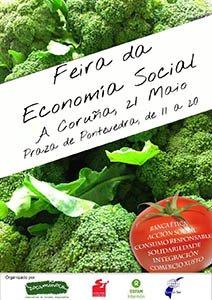 Semilla participa este sábado en la Feria de Economía Social de A Coruña