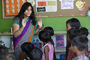 Voluntario/a pedagogo/a en India