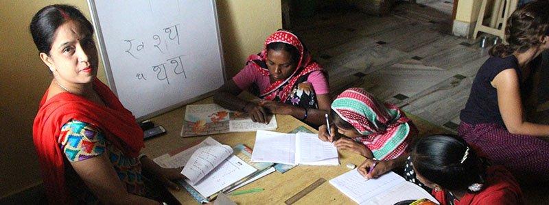 Semilla defiende la alfabetización como  fundamento para erradicar la pobreza