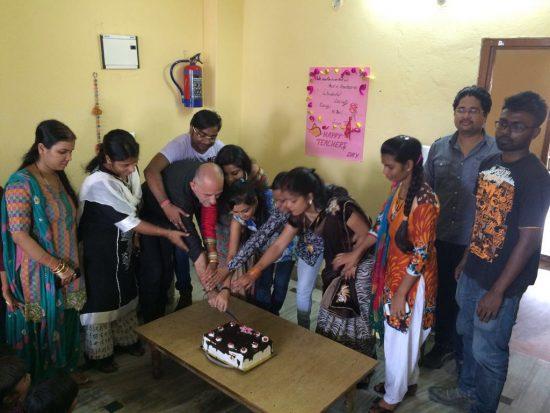 Día del profesorado en India