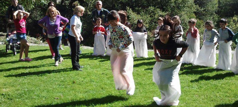 Este domingo volvemos a Trespuentes para participar en las actividades del Jardín Botánico de Santa Catalina