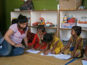 Semilla celebra el día mundial del docente
