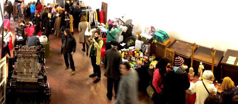 Semilla vuelve al Open Your Ganbara con regalos solidarios y un taller de chapas