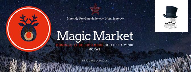 El grupo de voluntariado de Euskadi llevará este domingo los regalos solidarios de Semilla al Magic Market de Getxo