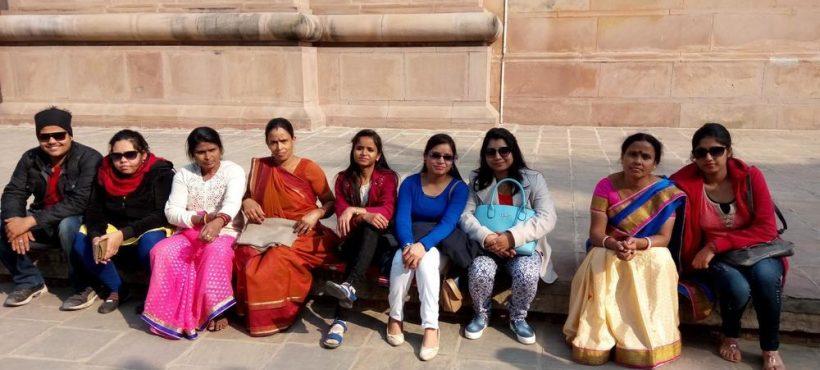 Nos vamos de excursión a Sarnath con los profesores de Semilla