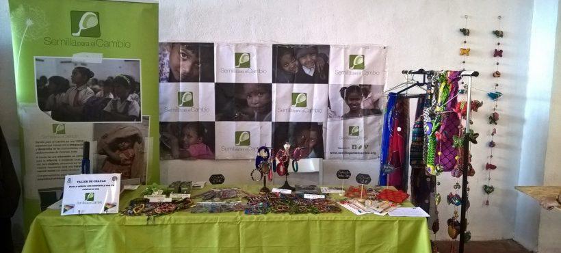 Semilla participa en la Muestra Comercial y Agrícola y Fiesta Mayor de Invierno 2017