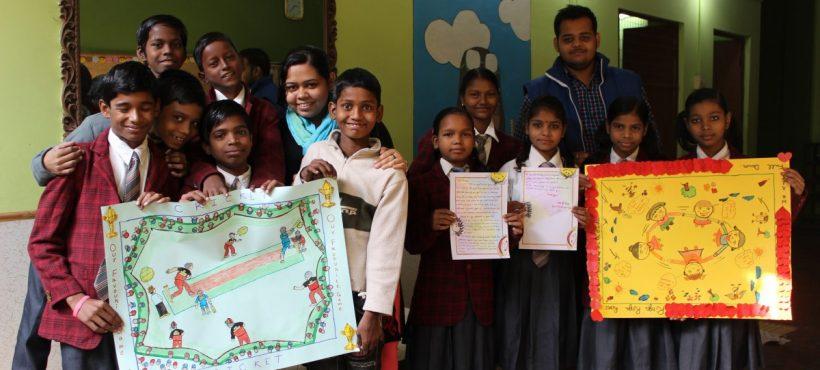 Semilla inicia un nuevo hermanamiento con el colegio Ceip La Santa Cruz, de Almuñécar