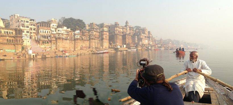 Semilla colabora con el documental «The Hidden Messages of Ganga», que se centra en el río Ganges y los proyectos sociales de su entorno