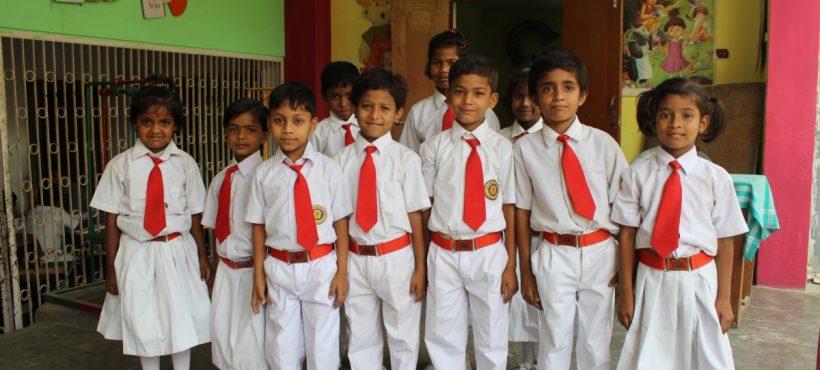 El curso escolar 2017-2018 se inicia con nuevos niños y niñas escolarizados