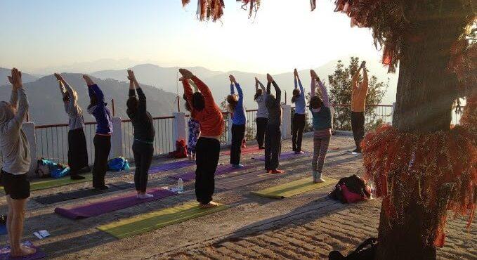 """""""Yoga para el Cambio es una oportunidad para demostrar que el yoga es realmente un despertador de consciencias"""""""