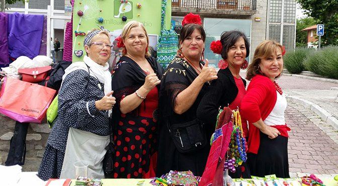 El grupo de Euskadi de voluntariado participa este fin de semana en la Fiesta de las Autonomías de Iruña de Oca