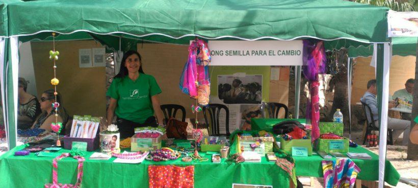 Semilla participa este domingo en el torneo de voley organizado por NGA Human Resources en Armilla