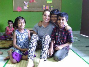 Elia Gimeno llega a Semilla para dar apoyo al proyecto educativo durante los próximos meses.