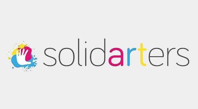 Arte colaborativo y solidario a favor de los proyectos de Semilla en Solidarters
