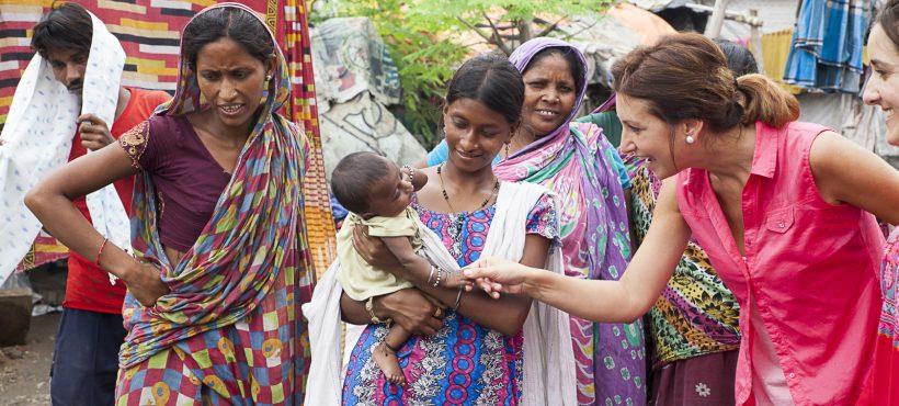 """""""Trabajar la estimulación temprana en los slums sería una oportunidad para potenciar un óptimo desarrollo de los recién nacidos"""""""