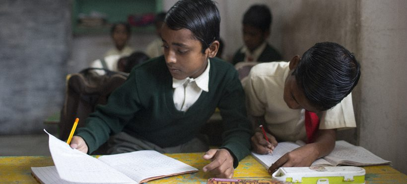 La calidad educativa, una asignatura suspensa en India