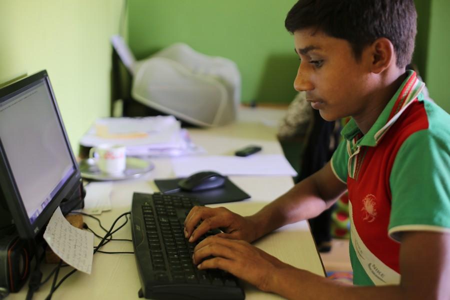 Educación - Clases de informática -Semilla para el Cambio