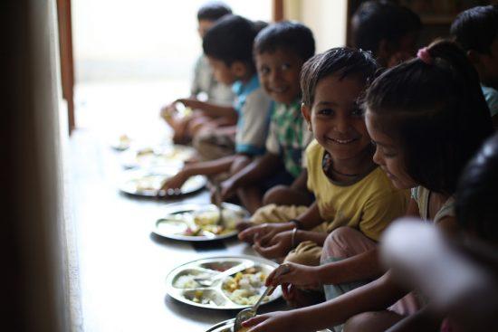 Foto Sanket Singh, Programa de Nutrición, Semilla para el Cambio