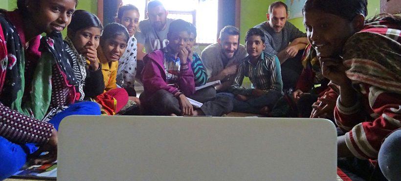 Vídeos y fotografías para compartir las historias de superación de los 'slums'