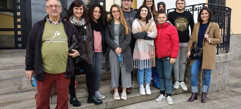 Los alumnos de la Escola de Imaxe e Son de A Coruña realizarán vídeos sobre Semilla
