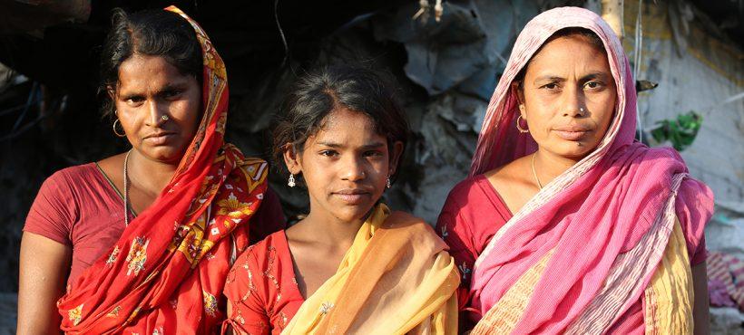 Los 63 millones de mujeres que no han nacido en India