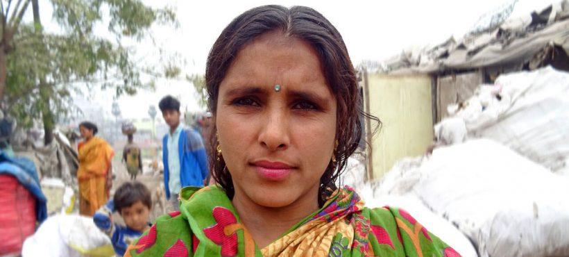 Asha pudo cumplir su sueño de estudiar con 25 años