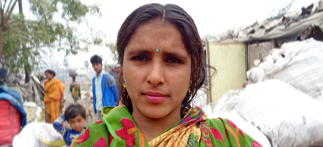 Empoderamiento - Mujer en India - Semilla para el Cambio