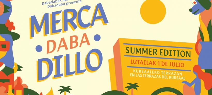 Semilla participa este domingo en la edición de verano del Mercadabadillo