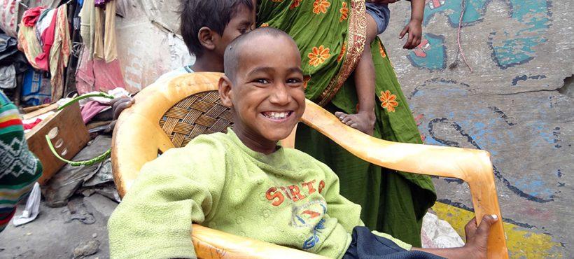 Una semilla de inclusión e integración educativa en los 'slums'