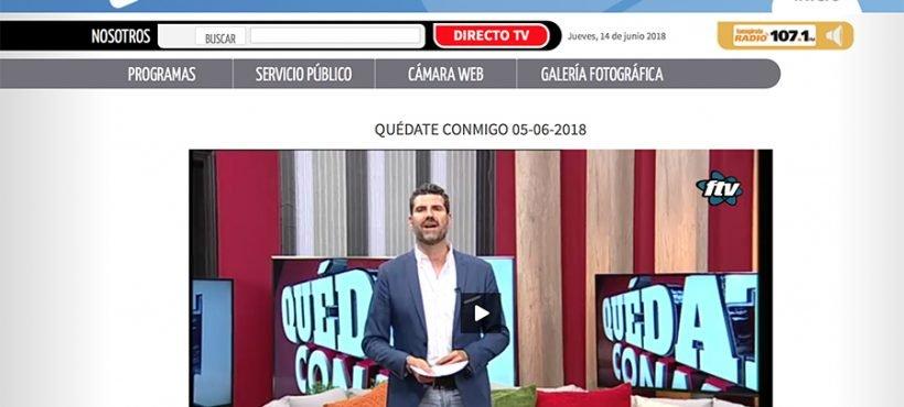 La cena solidaria de Semilla en el Fuengirola tv