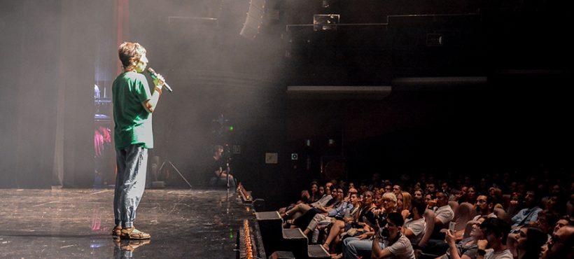 Semilla para el Cambio presentó sus proyectos en el Festival de Fin de curso de Así se baila Dance School