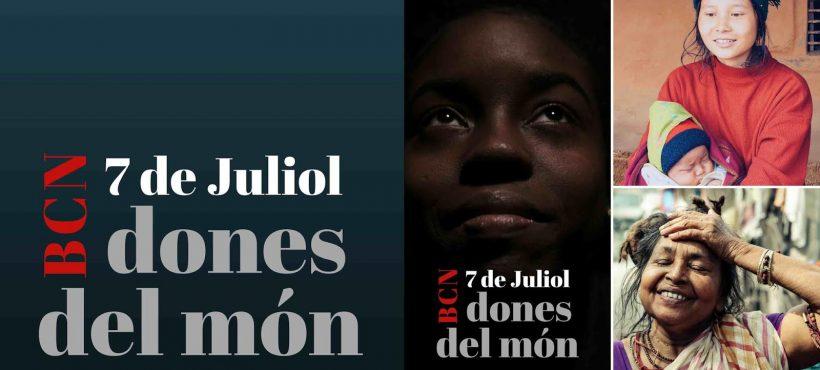 """Semilla representará a las mujeres de los 'slums' este sábado en la jornada """"Dones del Mon"""""""