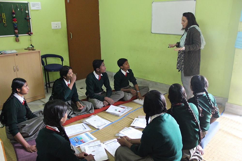 Programa educación Semilla para el cambio - Ciclo de inserción laboral