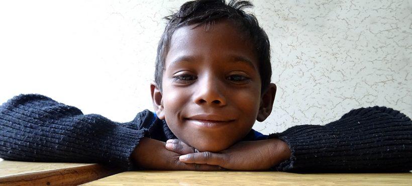 Educación emocional para los niños y niñas de los 'slums'