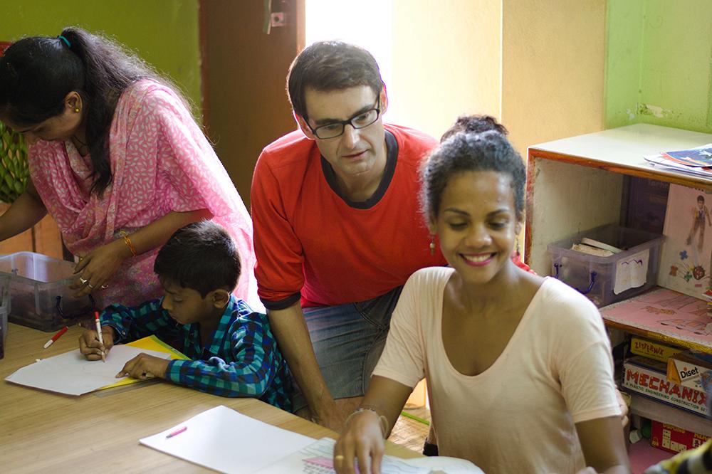 Visitar ONG India - Varanasi - Semilla para el Cambio