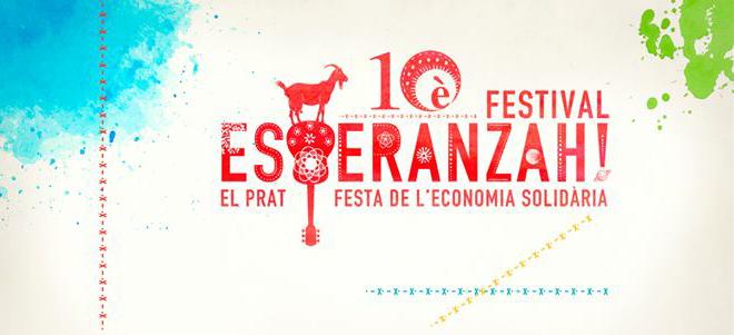 Semilla participa este fin de semana en el Festival Esperanzah del Prat de Llobregat