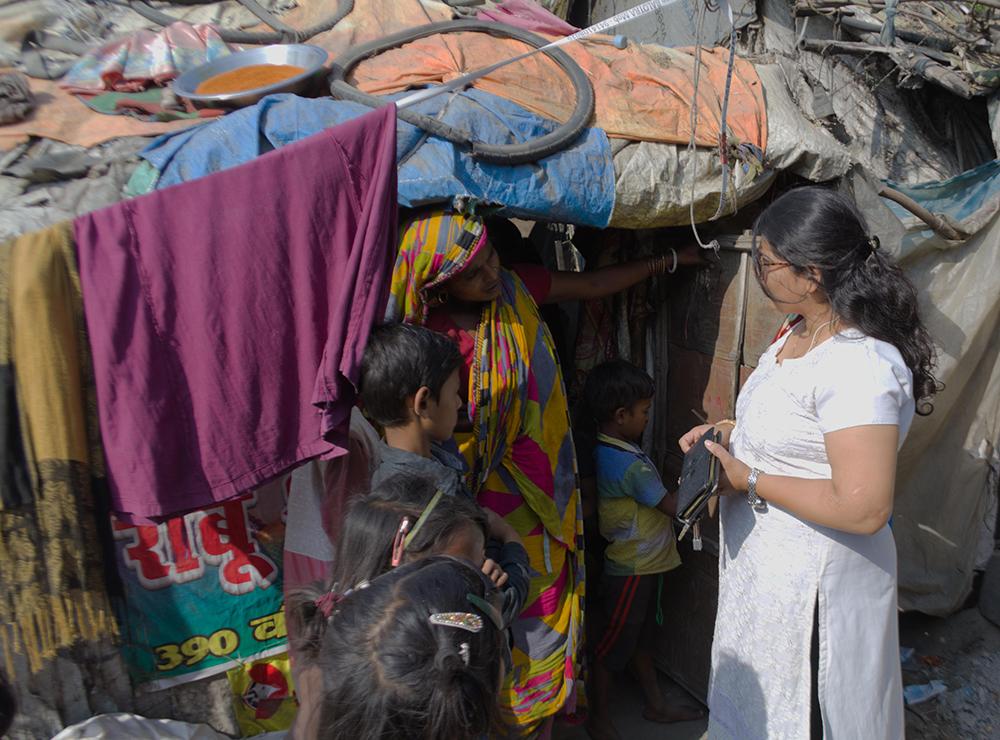 Planificación familiar - Slums India - Semilla para el cambio