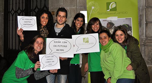 Voluntariado - ONG - Semilla para el Cambio