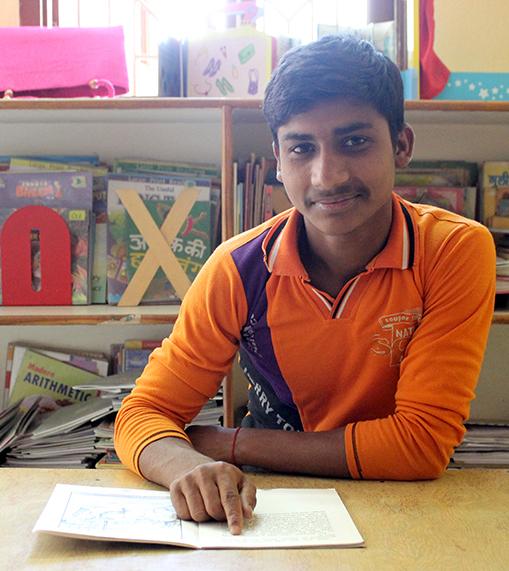 Programa de educación - slums - Semilla para el cambio