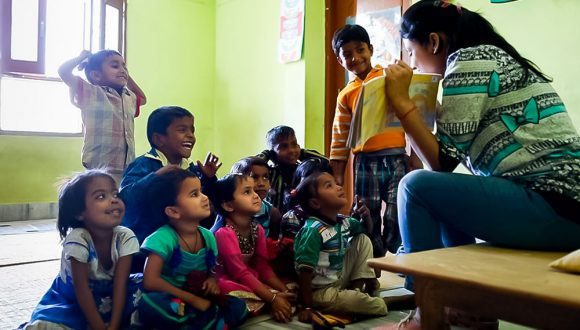 Semilla para el Cambio ha escolarizado a más de 250 niños y niñas.