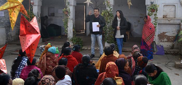 Nuevo coordinador para el centro de Semilla en Dashashwamedh